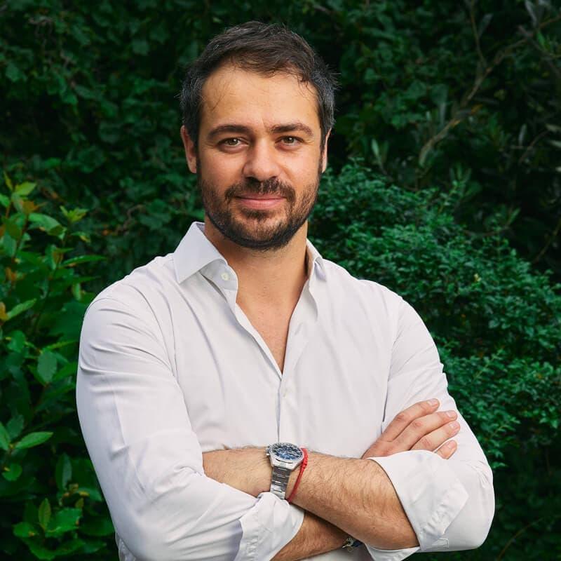 Portrait de Florian Breton