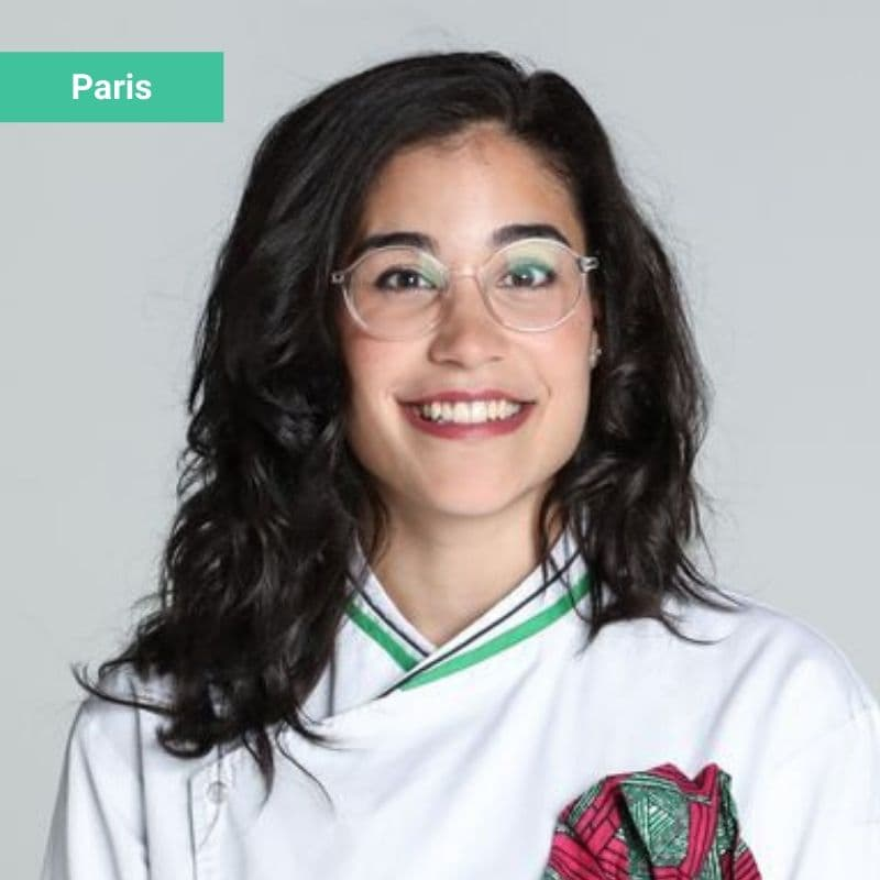 Portrait de Justine Piluso